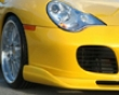 Xtreme Motorcars Ruf Style Turbo Front Add-on Lip Spoiler Porsche 996 Tt 01-05