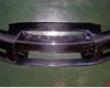 Zele Performance Front Carbon Fiber Bumper Nissan Gt-r R35 09+