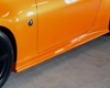 Zele Perforance Side Skirts Set Nissan 370z 08+