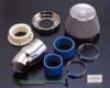 Zerosports 76mm Air Intake Pipe Kit W/ Filter & Adapter Subaru Wrx Sti 02-07