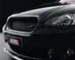 Zerosports Front Grill W/ Carbon Fiber Garnish Subaru Lefacy Gt 05+