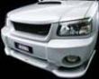 Zerosports Front Under Lip Subaru Forester Xt 04+