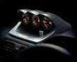 Zerosports Painted Triple Meter Hood W/ Carbon Fiber Overlay Subaru Wrx Sti 02-07