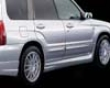 Zerosports Sife Skirts Subaru Forester Xt 04+