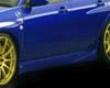 Zerosports Side Skirts Subaru Sti 05-06