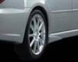 Zerosports Side Spats Subaru Legacy Gt 05+