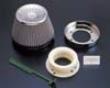 Zerosports Super Direct Flow Stainless Steel Cone Filter W/ Adapter Subaru Imp5ezaG c8 93-01