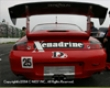 Zerosun Porsche 996 C2/c4 Gt3 99-04 Gt Wing