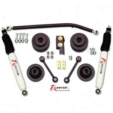 3 Inch Suspension System By Revtek