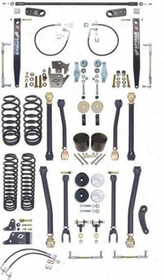 4 Rockjock Suspension System By Currie Enterprises