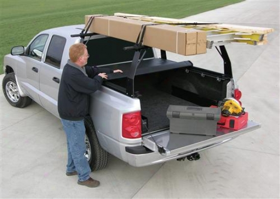 Access Tonneau Cover Plus Rack Combo