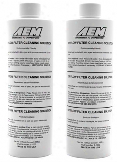Aem Dryflow Air Percolate Cleaning System