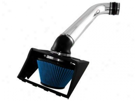 Afe Station 2 Si Cold Air Intake System W/pro-guard 7 Media