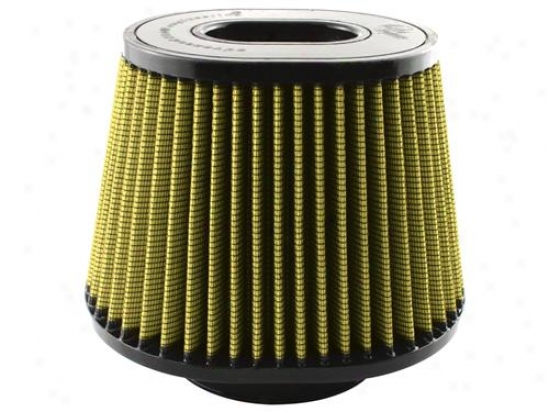 Afe Universal Clamp On Air Filter W/pro-guard 7 Media