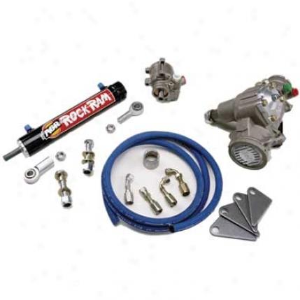 Agr Rock Ram Steering System 376351k07