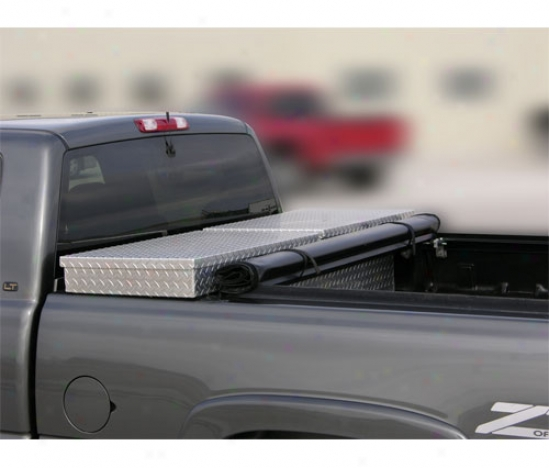 Agricover Access Tool Box Eeition - Tonneau Cover Black 64189
