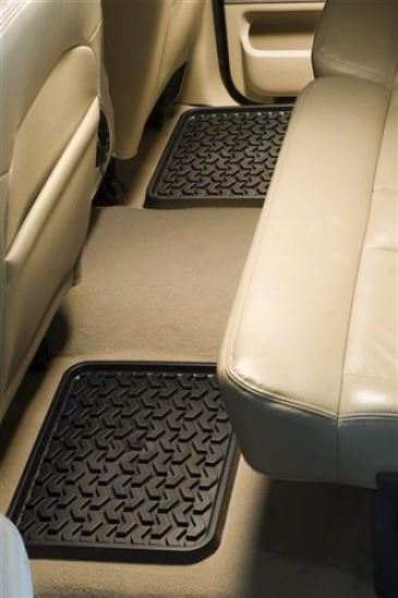 All Terrain Umiversal Rear Floor iLner