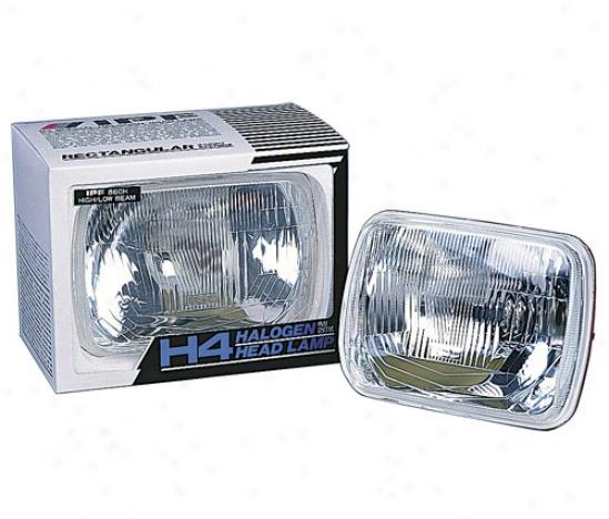 Arb Retangular Headlight Housing