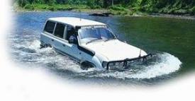 Arb Safari Snorkel Intake Kid