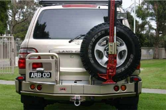 Arb Superfluous Tire Carrier