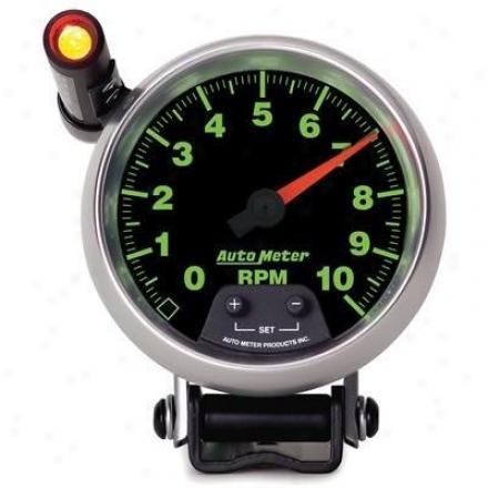 Auto Meter Gs Tachometer