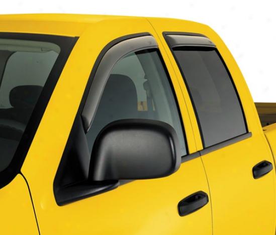 Auto Ventshade Smell out Aerovisor