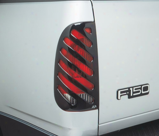Auto Ventshade Tail Shades Ii Taillight Covers