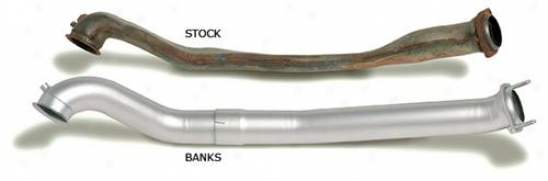 Banks 295126p Monster Exhaust System