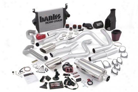 Banks Big Hoss Bundle Performance Kit For 2001-2004 Chevrolet Silverado 2500 Hd