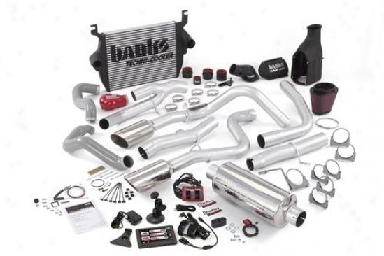 Banks Big Hoss Bundle Performance Kit For 2001-2004 Chevrolet Silverado 2500 Hd