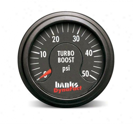 Banks Dynafact Boost Gauge 64051