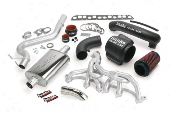 Banks Powerpack System Intake/exhausf Kit