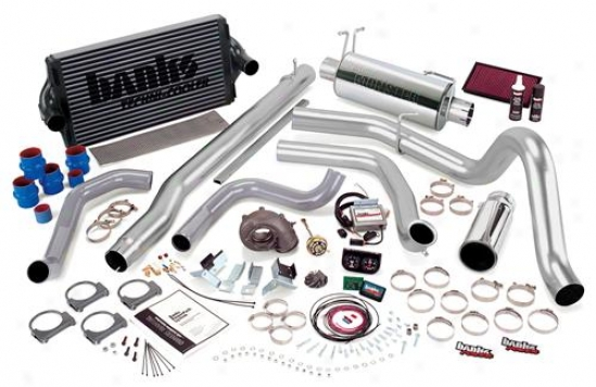 Banks Powerpack System Performance Kit