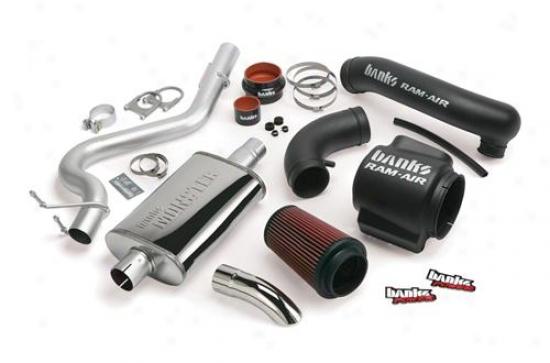 Banks Stinger System Intake/exhaust System