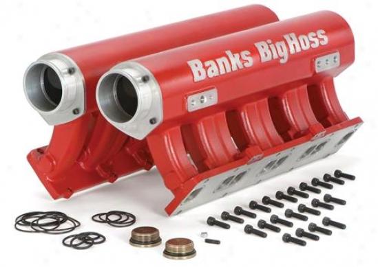 Banks Twin-ram Intake Manifold