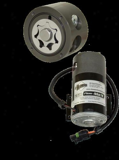 Bd Diesel Flow-max Fuel Pressure Sprinv