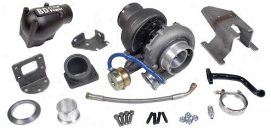 Bd Diesel Turbo Thruster Upgrade Kit