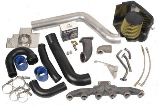 Bd Diesel Twin Turbo R700 Piping And Plumbing Kit
