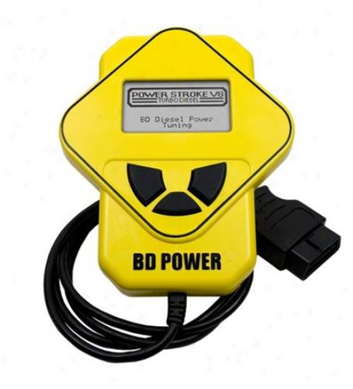 Bd Diesel Ultra X-tuner