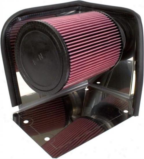 Bd Diesel X-intake Cold Appearance Package