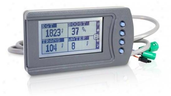 Bd Diesel X2 Digital Lcd Monitor