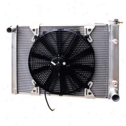 "Be-cool 16"" Electtric Puller Fan By Be-cool® 75014"
