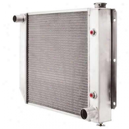 Be-cool Chevy To Cj Conversion Radiator By Be Cool® 62930