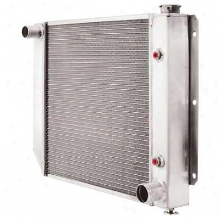 Be-cool Chevy To Wrangler Conversion Radiator By Be Cool® 60007