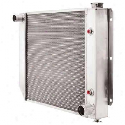 Be-cool Replacement Aluminum Radiator By Be Cool® 63033