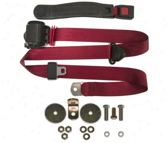 Beam's Industries Inc 3 Point Shoulder Harness Belt By Beam's F0721-637404