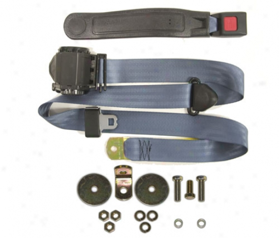 Beam's Industries Inc 3 Point Projection Harness Belt By Beam's F0721-637405