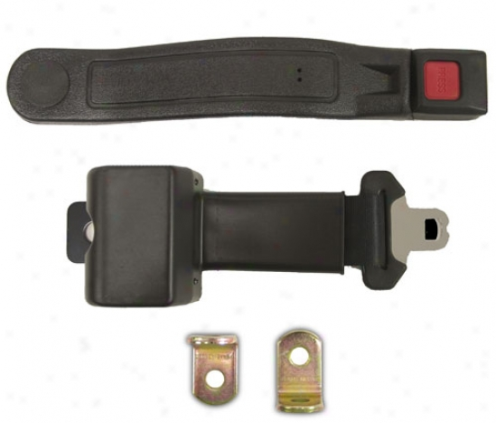 Beam' sIndustries Inc Retractable Lap Seat Belt By Beam's F0721-63773