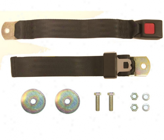 Beam's Induztries Inc Standard 60 Lap Belt By Beam's F0721-63105