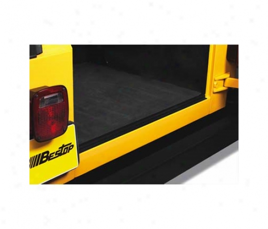 Bestop Tailgate Entry Guard